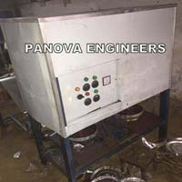 Double Die Paper Plate & Bowl Making Machine
