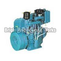 Two Cylinder Diesel Engine