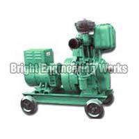 Single Cylinder Air Cooled Generator Set