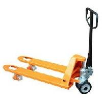 Pedestrian Electric Pallet Stillage Trucks