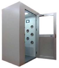 Cleanroom Material & Personnel Air Shower Unit