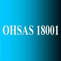 Iso 18001 : 2007 Ohsas Certification