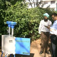 Air Quality Monitoring Services