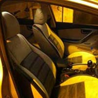 Fabric Car Seat Covers