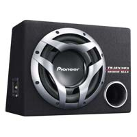 Pioneer Car Bass Tube and Enclosure