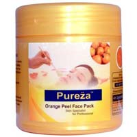 Orange Peel Face Pack