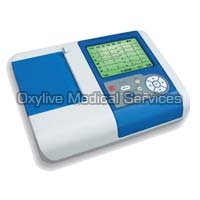 Ecg Machine - Manufacturer, Exporters and Wholesale Suppliers,  Gujarat - Oxylive Medical Services