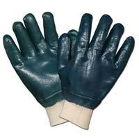 Nitrile Coated Heavy Duty Gloves