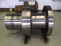 Heavy Steel Forgings