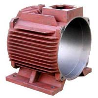 Electric Motor Body Castings