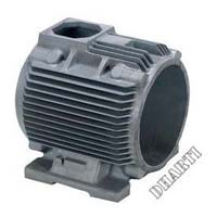 Induction Motor Body Castings