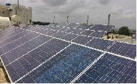 Solar Rooftop Power System