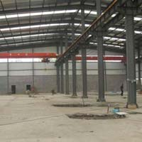 pre engineering building industrial factory shed
