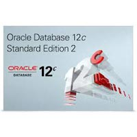 Oracle 11g/12c Std Edition 2 for Windows/Linux Licence only (1 CPU) ra
