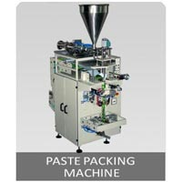 Paste Packing Machine