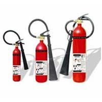Carbon Dioxide Portable Fire Extinguisher