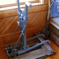 Hand Operated Track Drilling Machine