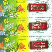 Pancha Pushpa Pushpanjali Incense Sticks