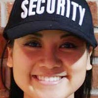 Lady Security Guard