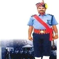 Male Security Guard Services