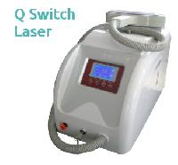 Q Switched Laser Machine