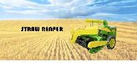 Agricultural Straw Reaper