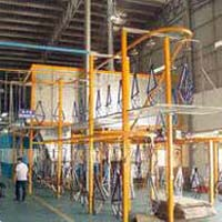 Industrial Painting Plant