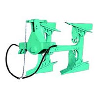 Double Cylinder Reversible Mould Board Plough