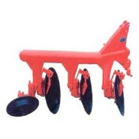 Tubular Frame Mounted Disc Plough