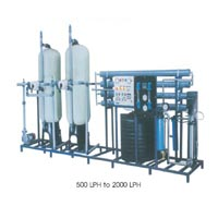 Industrial Ro Water Purification System