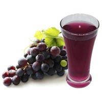 black grape juice