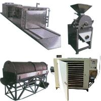Tea Processing Machine