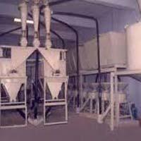 Wheat Flour Plant