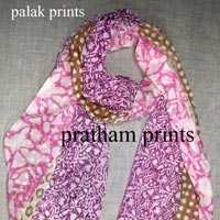 Printed Cotton Stoles