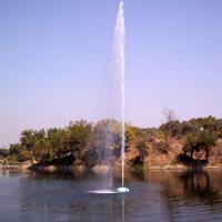 Floating Fountain Designing And Installation