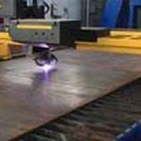 CNC Plasma Sheet Cutting Machine