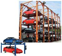 Multi Car Parking System
