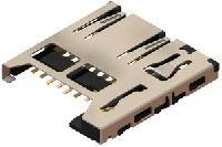Memory Card Sockets
