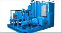 Static Hydraulic System