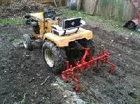 Garden Tractor Cultivators