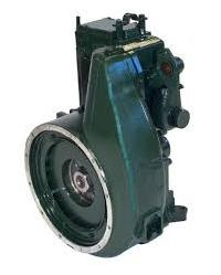 Portable air cooled diesel engine