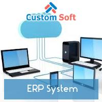 Custom-soft Web Based Erp System
