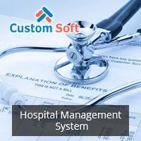 Customized Hospital Management System India