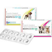 Moxipil-CV PET Tablets