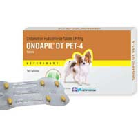 Ondapil DT PET-4 Tablets