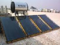 Solar Water Heater for Domestics & Residential Building Schemes.