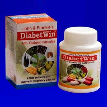 Diabet Win Anti-diabetic Capsules