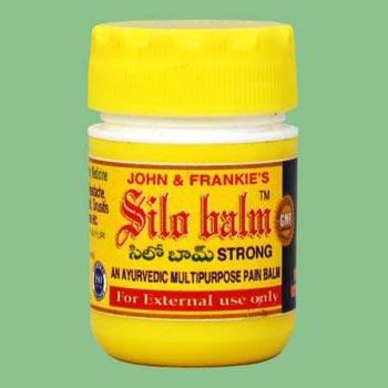 Silo Pain Balm