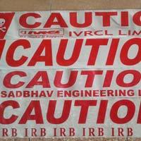 Caution Barricade Tape