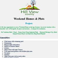 2 Bhk Farm House & Plots